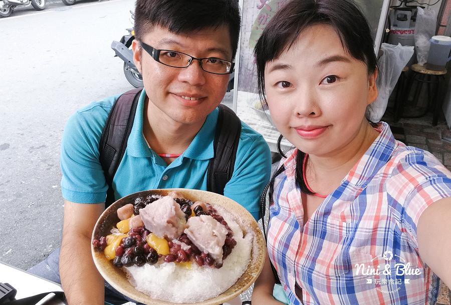逢甲美食小吃  芋頭冰09
