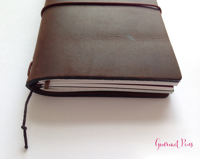 Midori Traveler's Notebook Leather Journal Covers 21