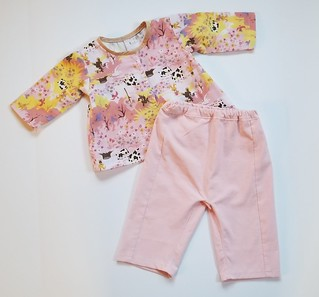 Oliver and S Lullabye Layette