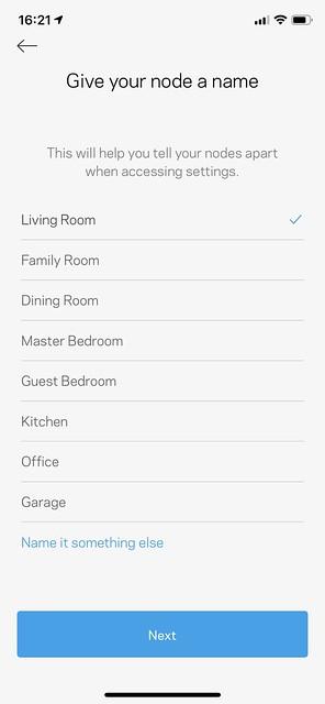 Linksys iOS App - Setup - #16
