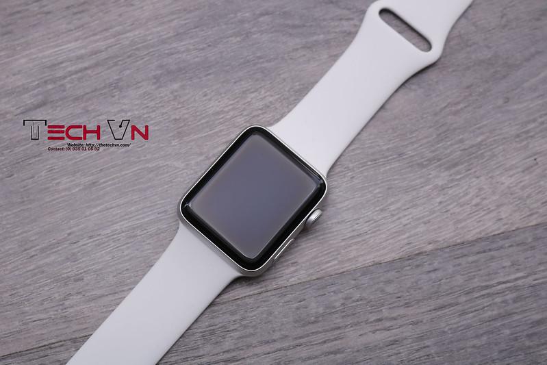 Techvn - apple watch series 3 42mm GPS silver 01