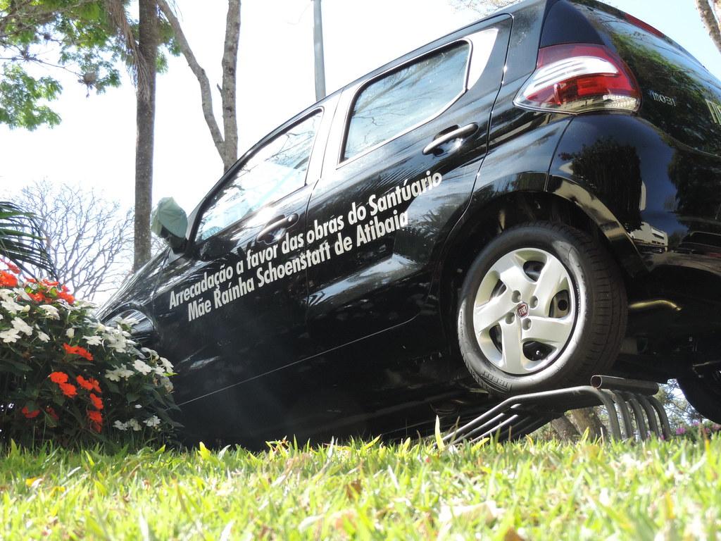 Ação Beneficente - Carro 0Km