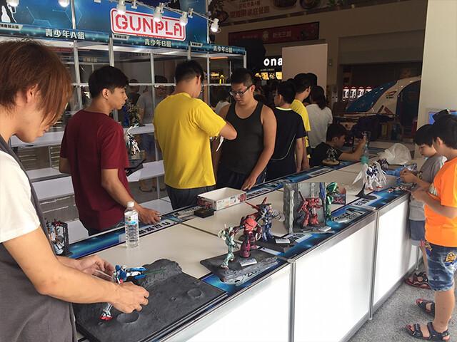世界製作家最高榮耀!鋼彈模型製作家全球盃『GUNPLA BUILDERS WORLD CUP 2018』將於三創園區熱血展開!