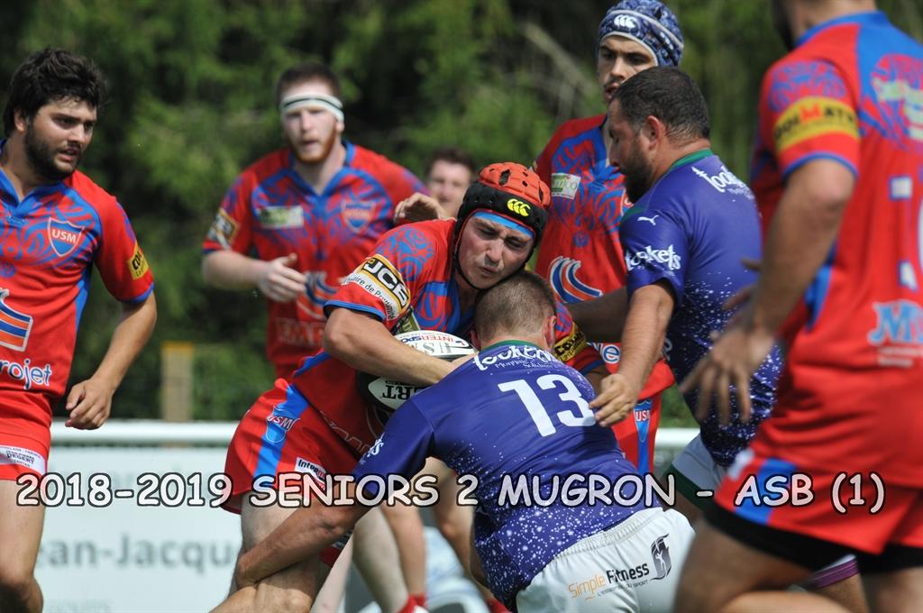 2018-2019 SENIORS 2 MUGRON - ASB