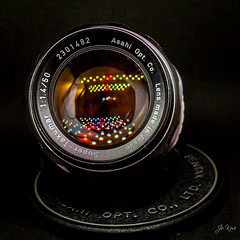 Pentax SMC and Pentax SMC 6x7 lens (Vintage)