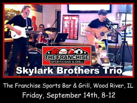Skylark Brothers Trio 9-14-18