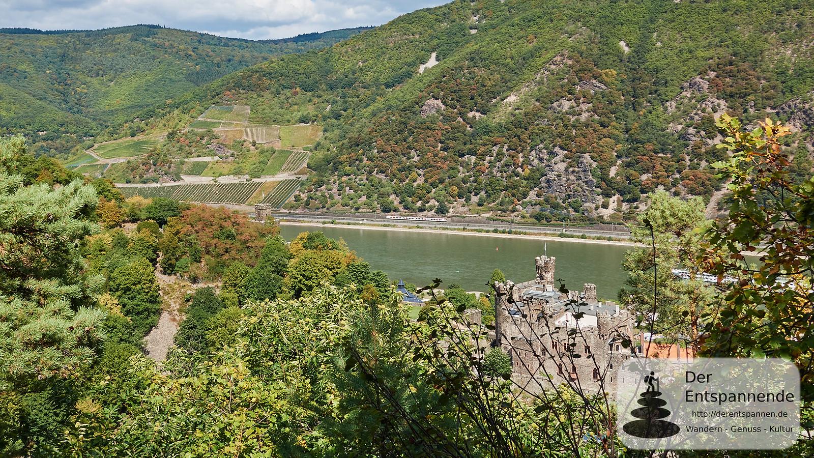 Burg Reichenstein bei Trechtingshausen