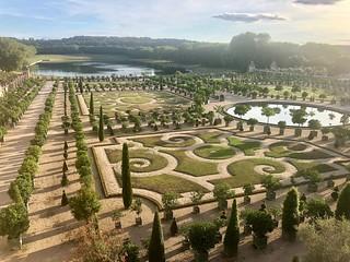 Versailles geometry