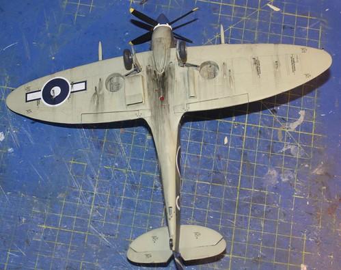 Supermarine Seafire Mk.IIIc., Airfix (konvertering), 1/48 43992799094_df5951ecf5