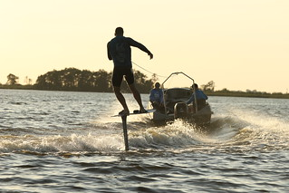 Waterskiing | by NLHank