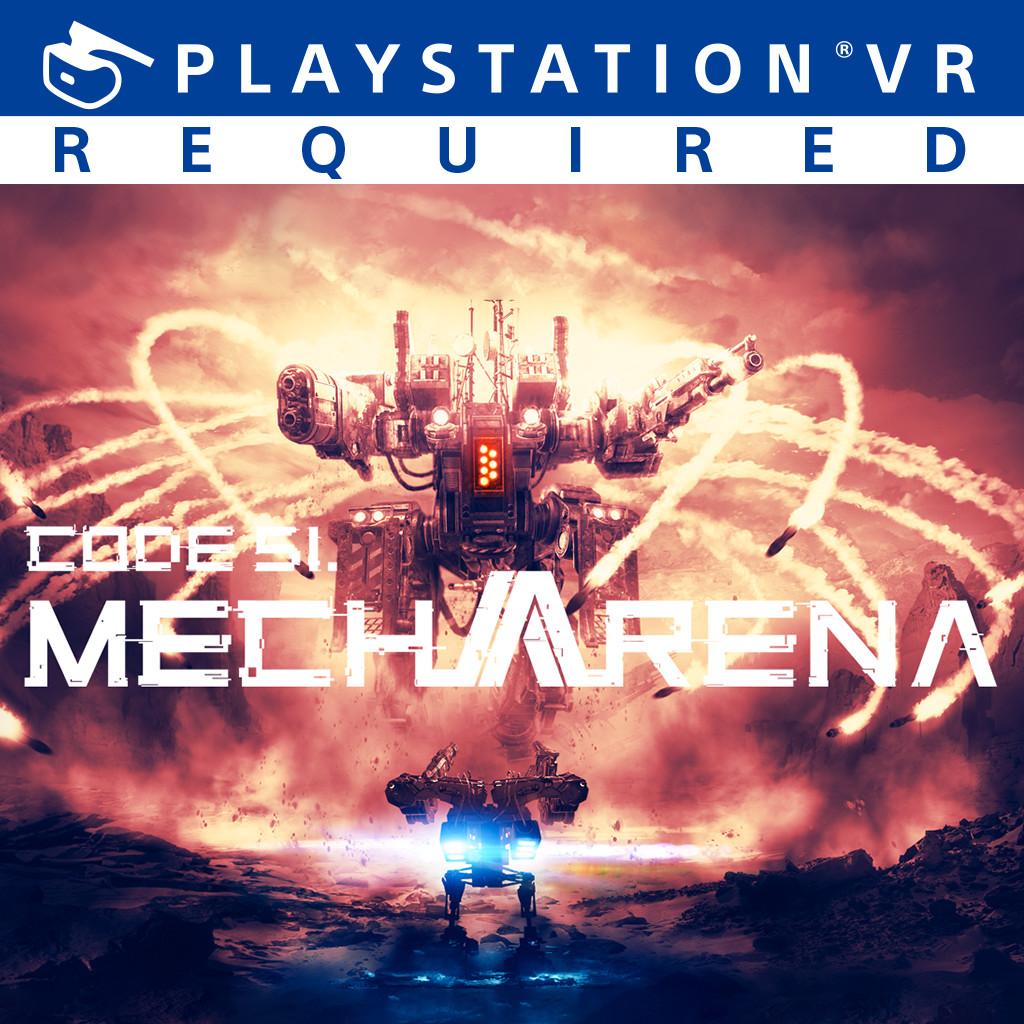 Code51: Mecha Arena