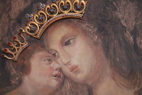Rozpoczęcie jubileuszu 50-lecia koronacji wizerunku Matki Bożej Myślenickiej | Abp Marek Jędraszewski, 24.08.2018