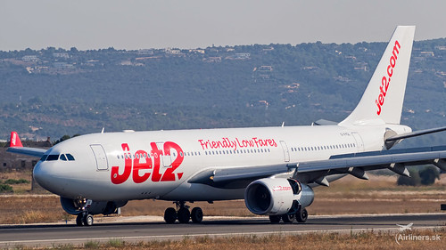G-VYGL Jet2 Airbus A330-243