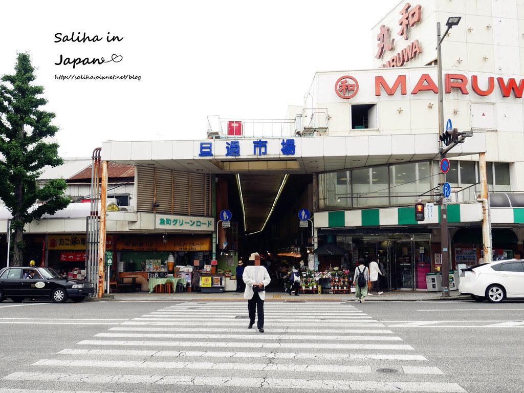 日本九州小倉旦過市場 (2)