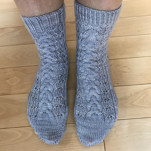 Connie (knitnut246)'s Galiano Socks