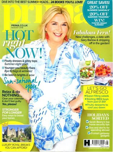 01 - Prima Magazine - August 2018