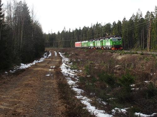 BR E18 Tåget