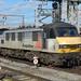 90043 at Crewe