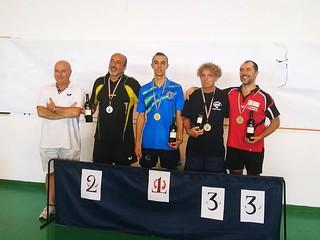 La vittoria di Buccolieri al Torneo Open di Vieste