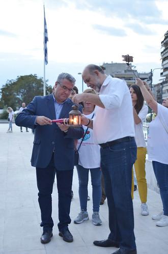 16η Πανελλήνια Λαμπαδηδρομία Εθελοντών Αιμοδοτών - 14-09-2018