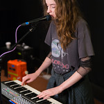 Wed, 12/09/2018 - 10:27am - Let's Eat Grandma Live in Studio A, 9/12/2018 Photographer: Jake Lee