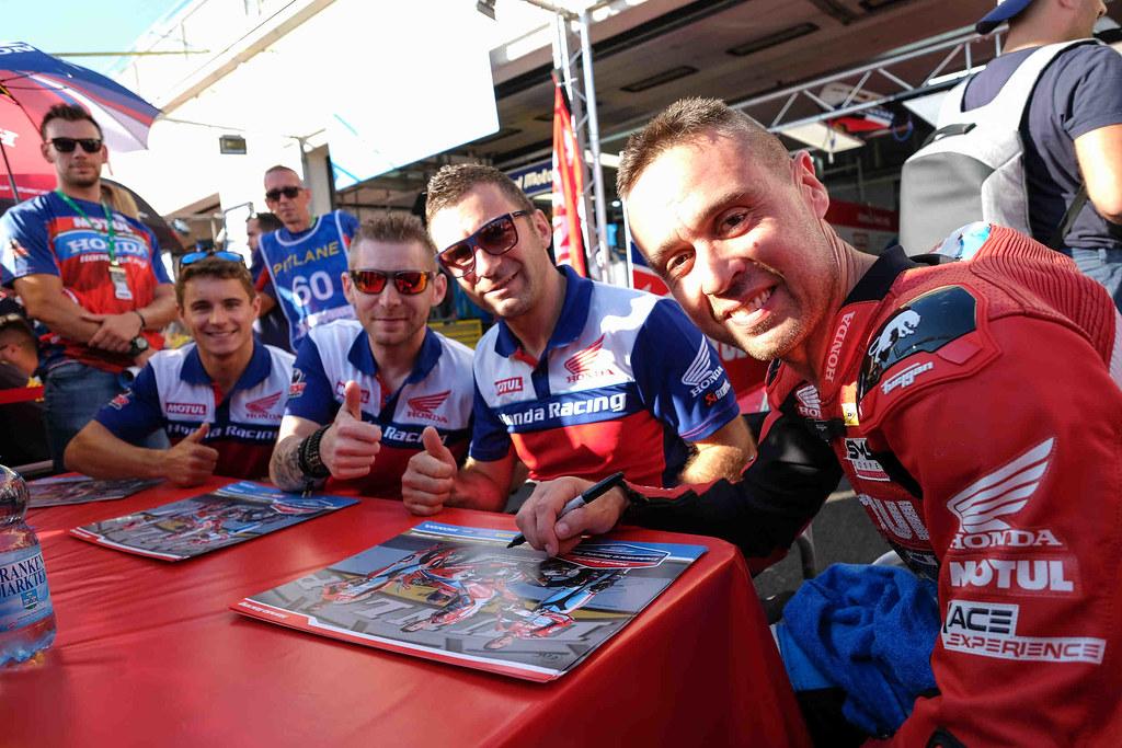 Bol,Dor,2018,HONDA ENDURANCE RACING, GIMBERT Sebastien, LEBLANC Gregory, NIGON Johann, Honda, CBR 1000 RR, EWC