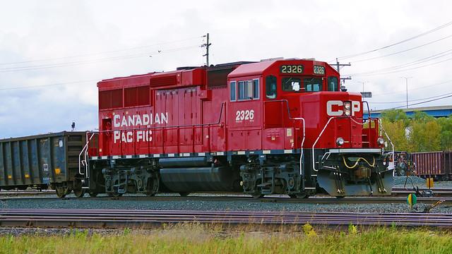 Canadian Pacific Railway EMD, Sony ILCA-77M2, Sony 70-300mm F4.5-5.6 G SSM (SAL70300G)