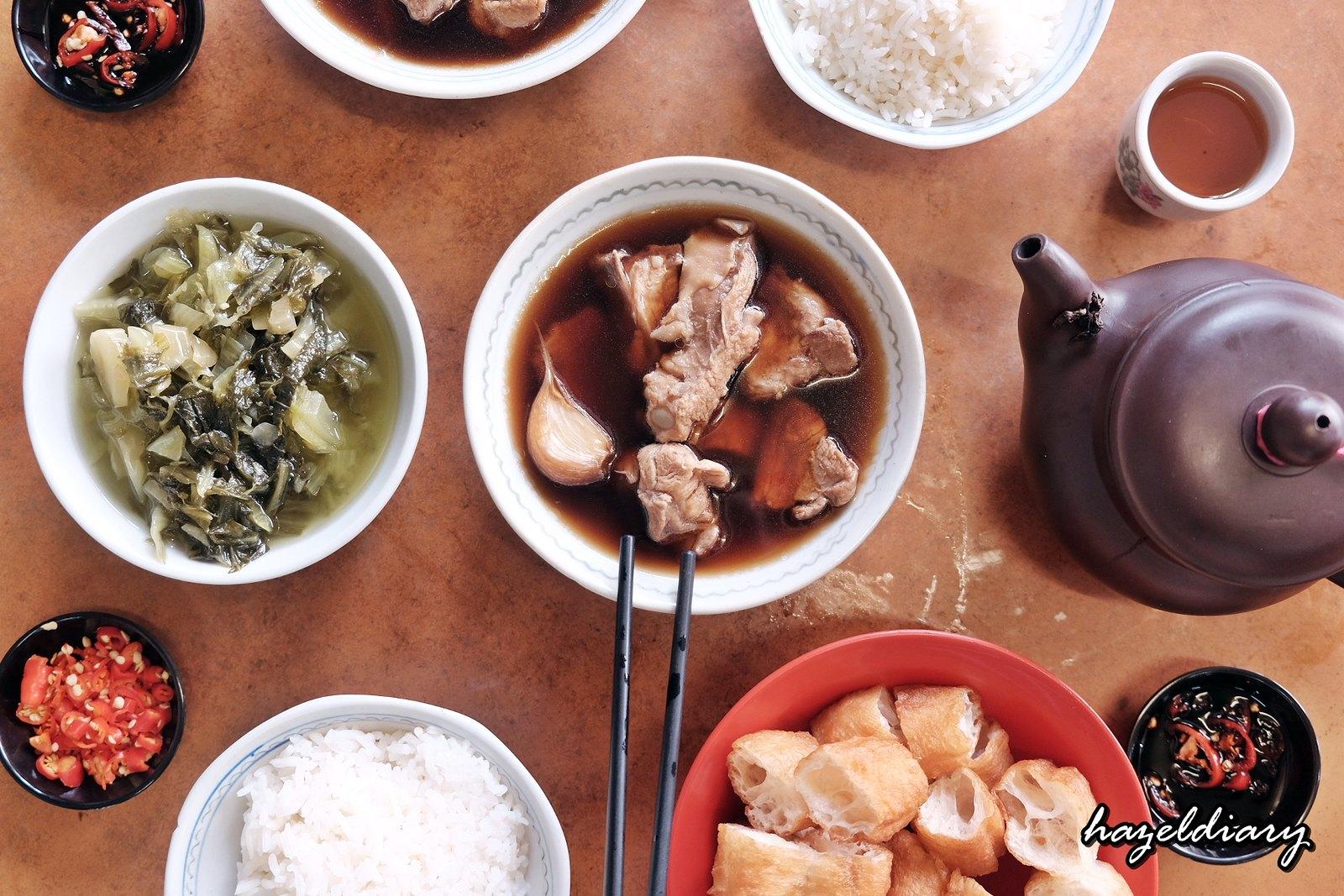 [JB EATS] Hwa Mei Ah Bee Bak Kut Teh  华美亞B肉骨茶