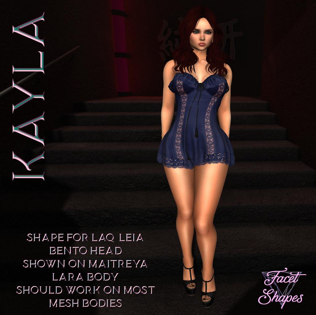 +FS+ Kayla - TeleportHub.com Live!