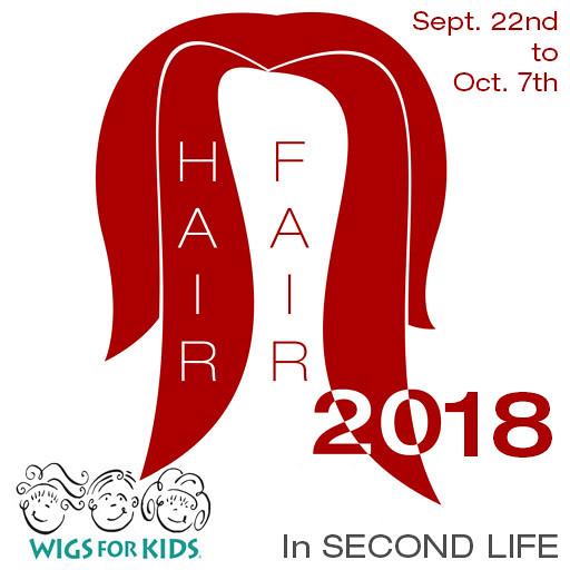 Hair Fair 2018 in Second Life