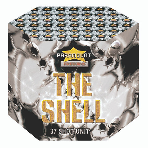 THE SHELL 37 SHOT CE FIREWORK CAKE #EpicFireworks