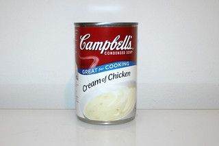 05 - Zutat Cream of Chicken / Ingredient Cream of Chicken