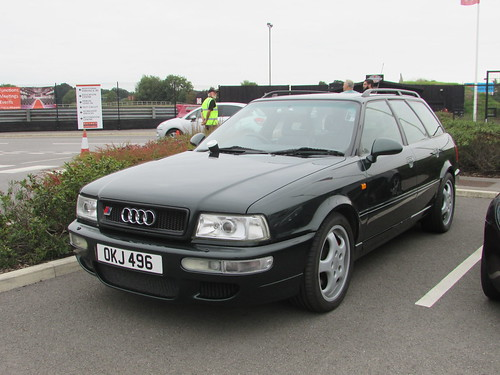 Audi 80 RS2 OKJ496 | by Andrew 2.8i
