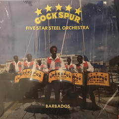 COCKSPUR FIVE STAR STEEL ORCHESTRA:VOL.1(JACKET A)