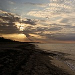 2018:09:08 19:01:01 - Evening Beach Sun - Im Norden der Insel - Fehmarn - Schleswig-Holstein - Germany