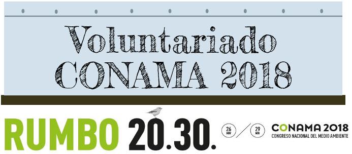 Voluntariado de ACA en CONAMA 2018