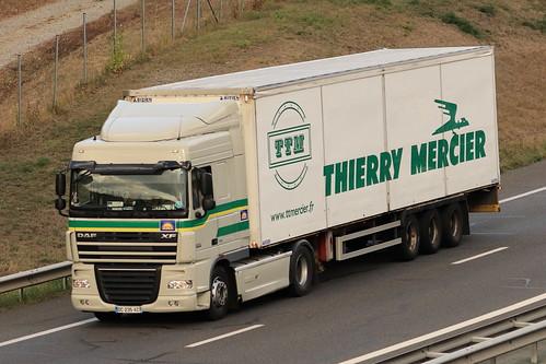 DAF  XF  - Thierry  Mercier -  FR