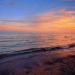 19. September 2018 - 19:13 - Beach at sunset. #LGV30