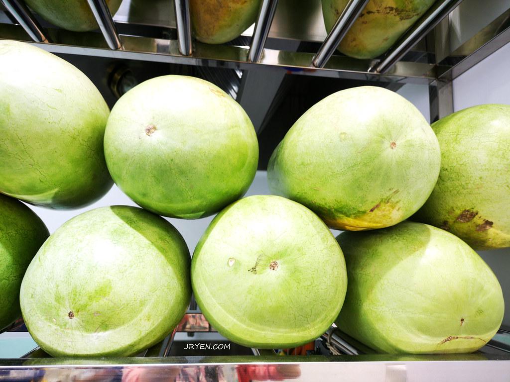 花蓮特產西瓜