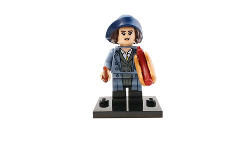 LEGO Harry Potter and Fantastic Beasts Collectible Minifigures (71022) - Tina Goldstein