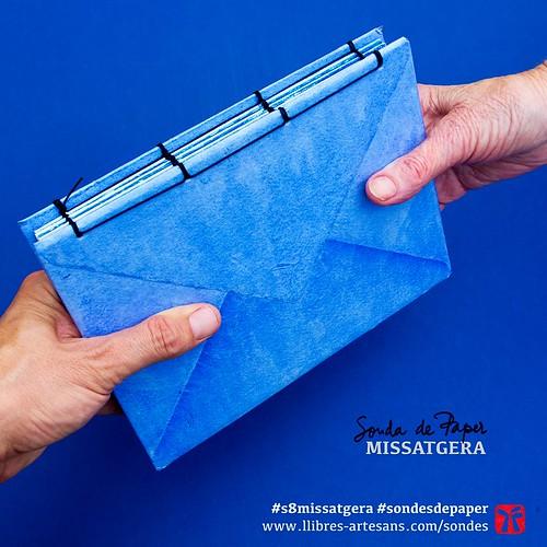 Sonda de Paper Missatgera, transmet cartes i missatges.