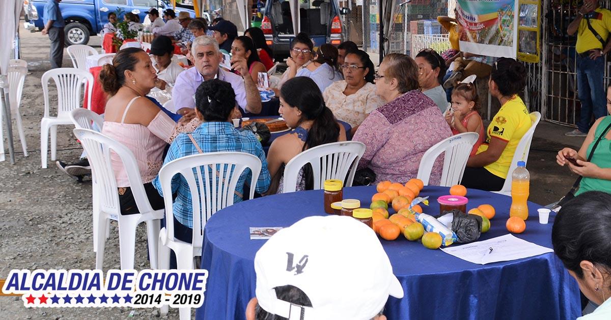 Festival de los Cítricos se celebró en parroquia Santa Rita