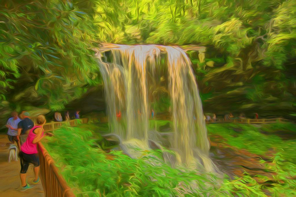 Dry Falls (remake)