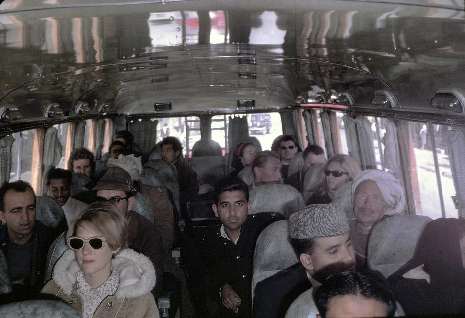 Color Photos of Afghanistan in The 1960s by Bill Podlich (12)