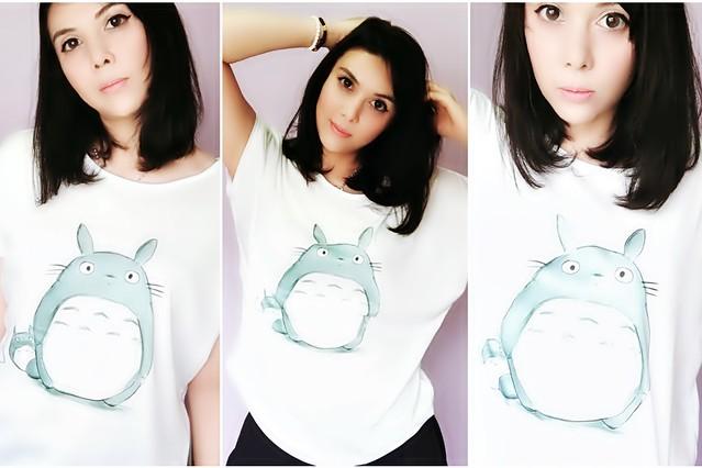 Juku Store Totoro T-Shirt