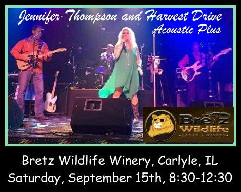 Jennifer Thompson Acoustic Plus 9-15-18