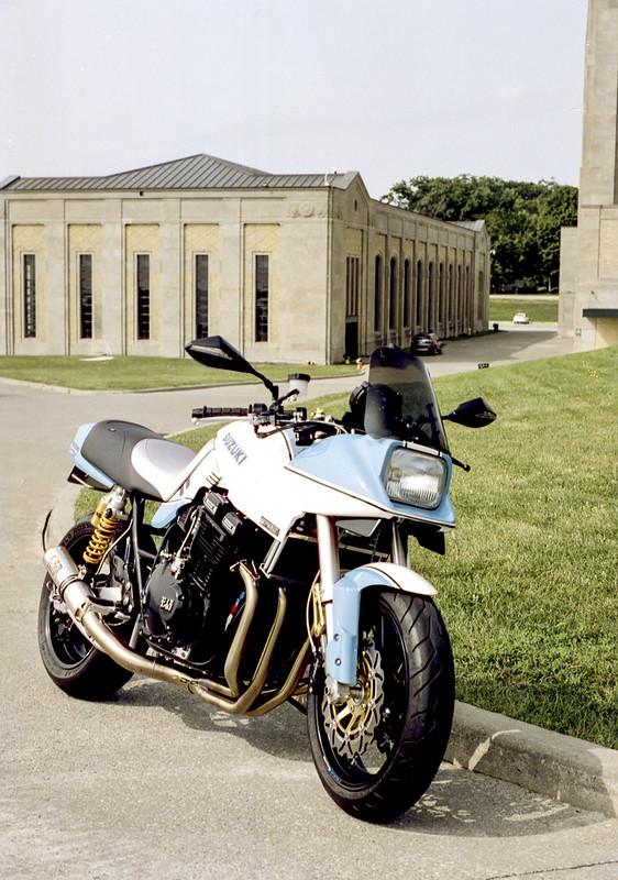 Classic Suzuki Two
