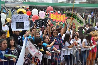 """Con gran éxito Junior Achievement Perú realizó la vigésimo segunda edición de la Gran Expoventa de su programa La Compañía 2.0, durante los días 25 y 26 de agosto en el Complejo Deportivo Municipal """"Niño Héroe Manuel Bonilla"""" en Miraflores, con el patrocinio de la Universidad San Ignacio de Loyola."""