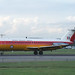 XX105 BAC One-Eleven 201AC Defence Research Agency
