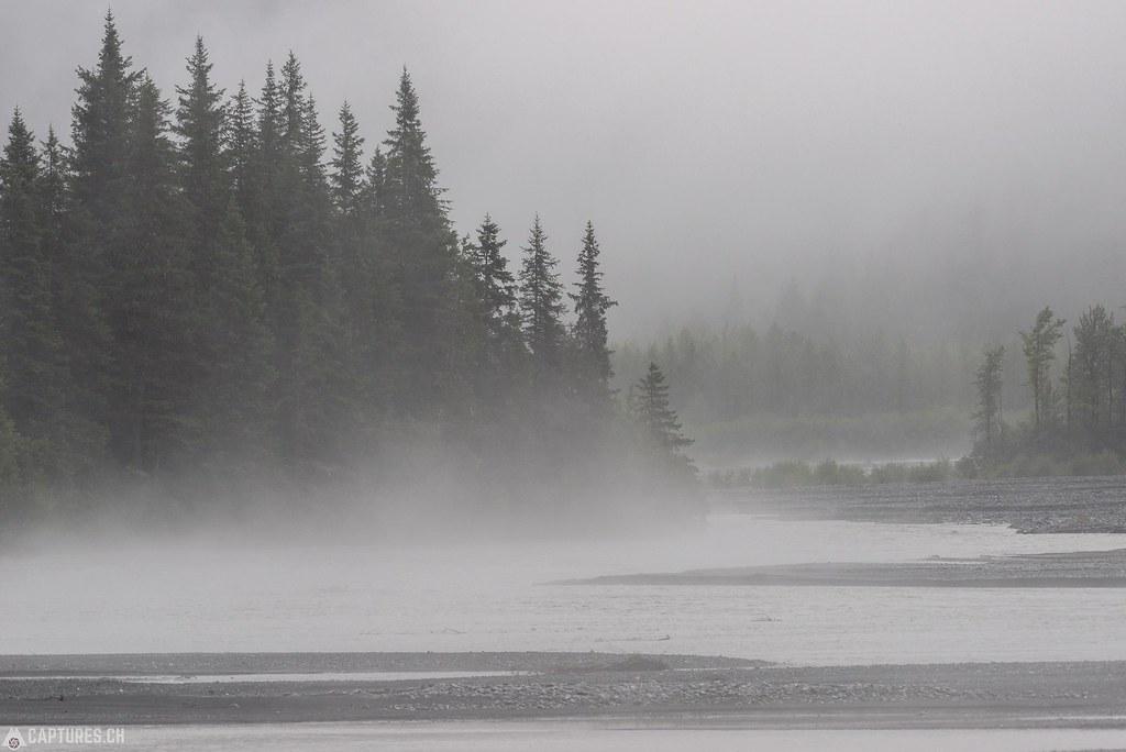 Fog - Alaska